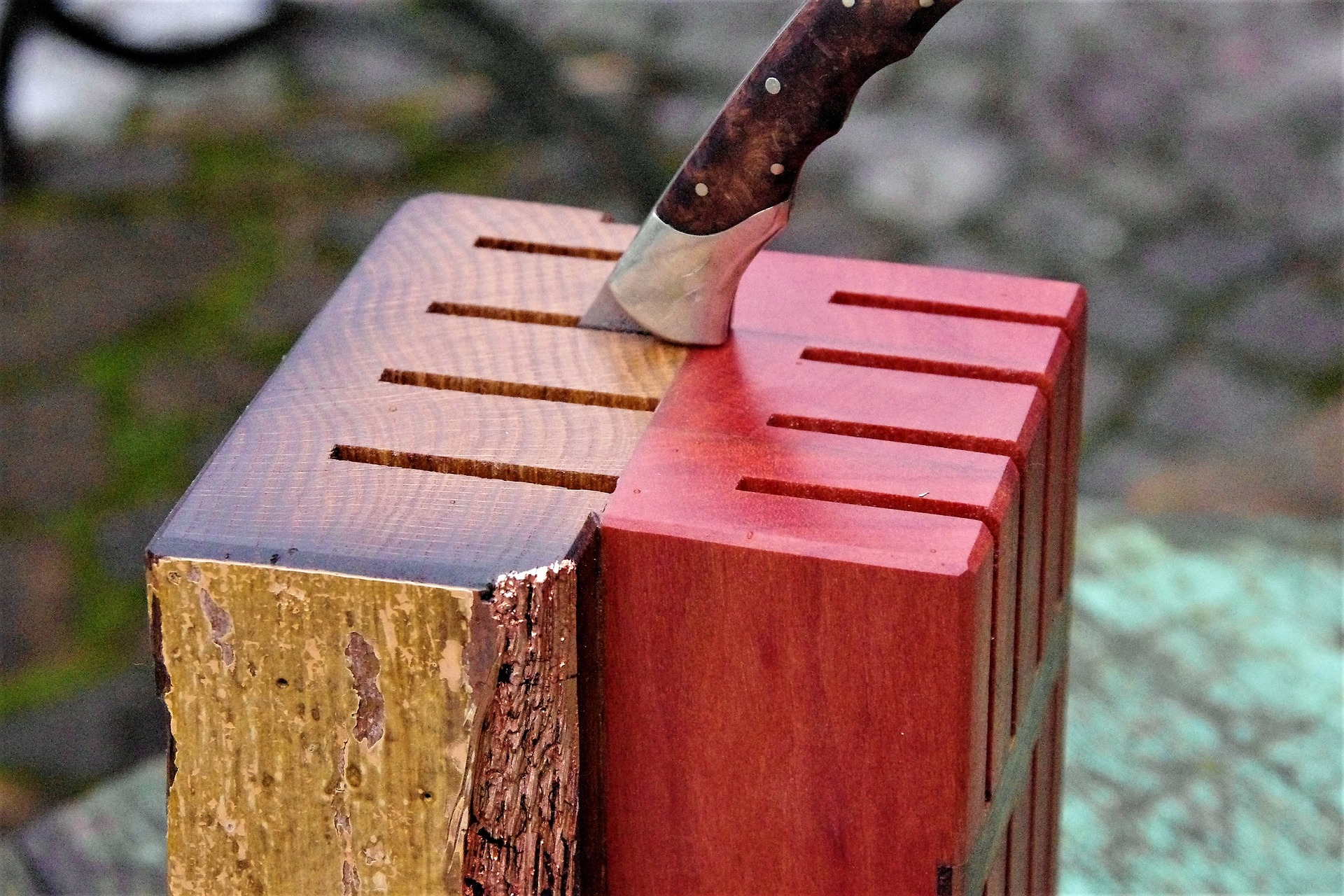 7 Coolest Knife Blocks