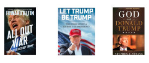 Best Selling Pro Trump Books