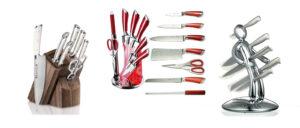 Choosing the best knife block sets
