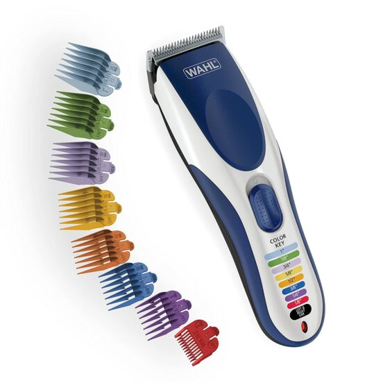 Wahl Color-Coded Cordless Rechargeable Hair Clipper & Trimmer