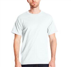 Hanes Men's T Shirt, Beefy