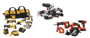 Power Tools Combo Kit