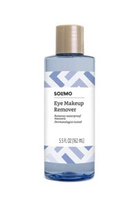 Amazon Brand - Solimo Eye Makeup Remover