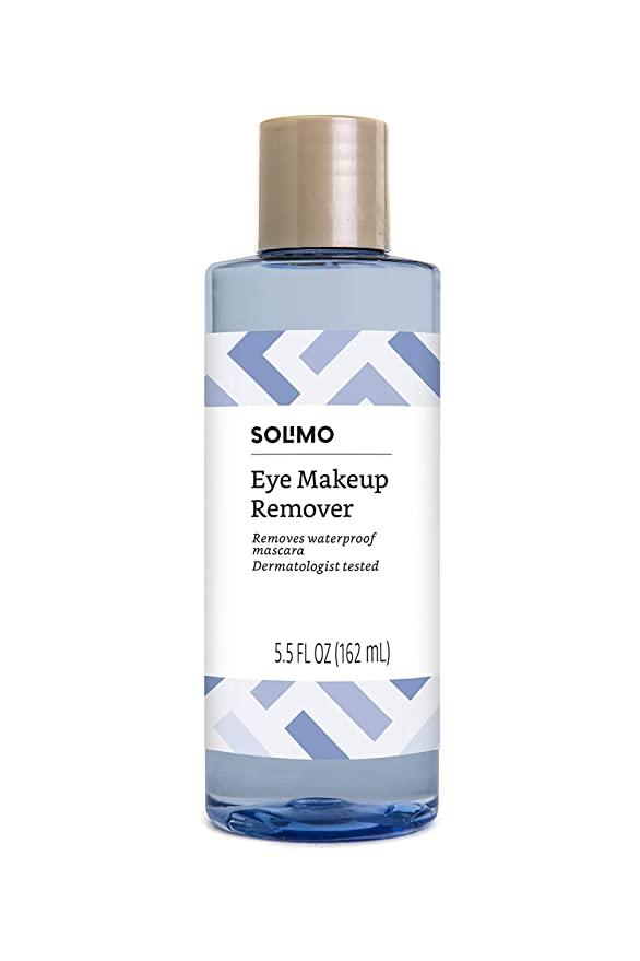 Amazon Brand - Solimo Eye Makeup Remover