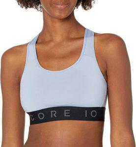 Amazon Brand - Core 10 Women's (XS-3X) Compression Racerback Sports Bra - No Removable Cups