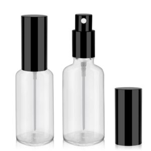 2oz Glass Spray Bottles