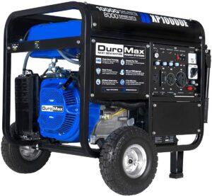 DuroMax XP10000E Gas Powered