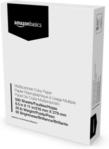 Amazon Basics Multipurpose Copy