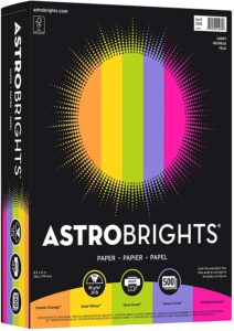 Astrobrights Color Paper