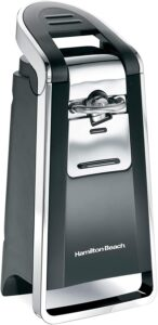 Hamilton Beach (76606ZA) Smooth Touch Electric Automatic Can Opener