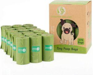 Greener Walker Poop Bags for Dog Waste